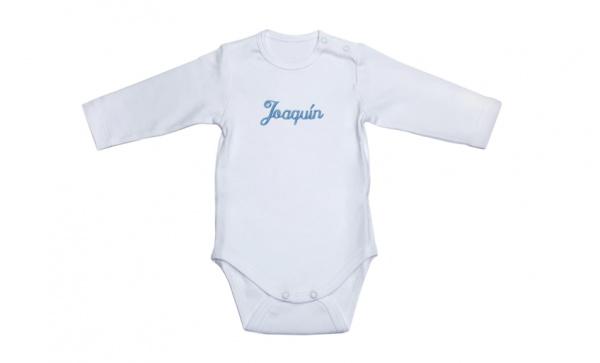 Body personalizado nene